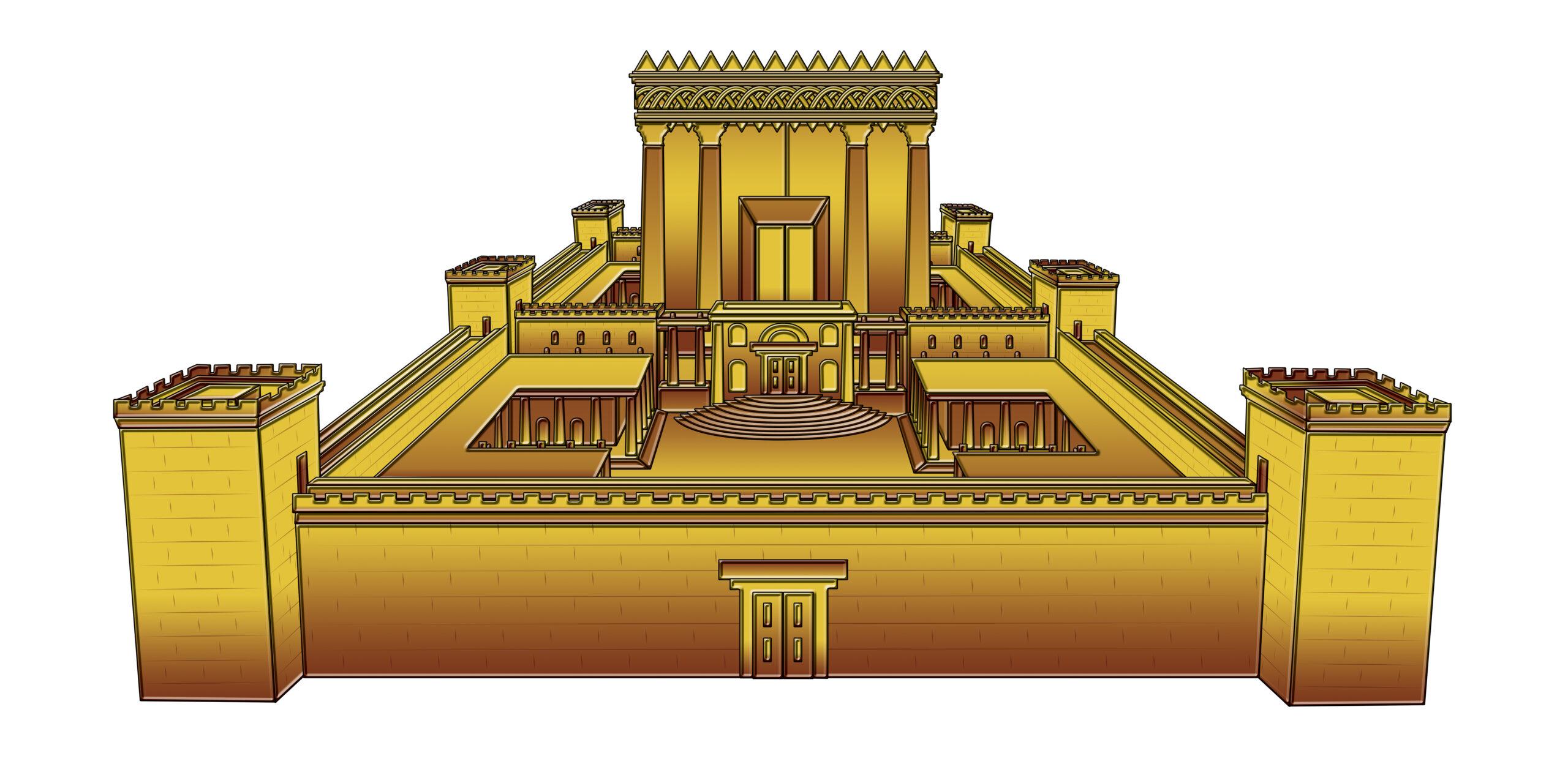חוויה של מקדש